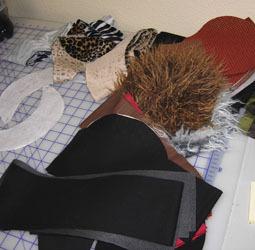 fabric, lining, interfacing
